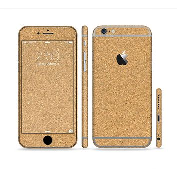 The CorkBoard Sectioned Skin Series for the Apple iPhone 6 Plus