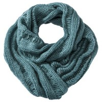 Mossimo Supply Co. Teal Infinity Scarf