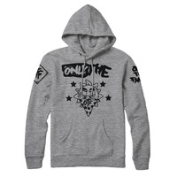 Otf Only The Family Lil Durk Hip Hop Pull Over Hoodie