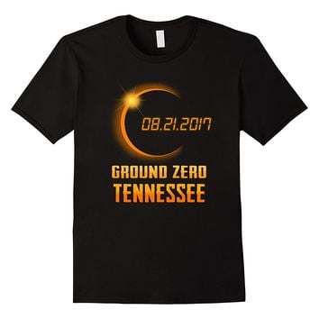 Ground Zero Tennessee Solar Eclipse 2017 Shirt