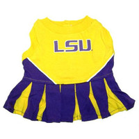 LSU Tigers Cheer Leading XS