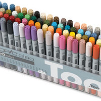 22186-2072 - Copic Ciao Double Ended Markers - BLICK art materials