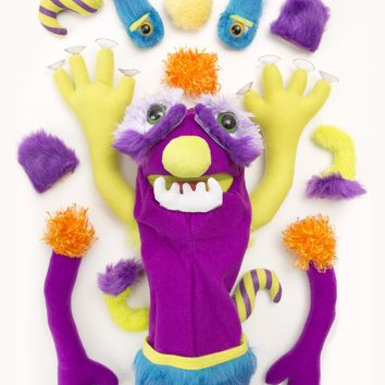 Make-Your-Own Monster Puppet