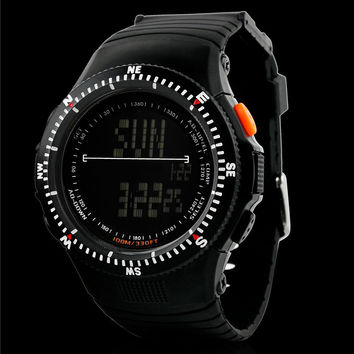 Watch Silicone Men Digital Watch [6542557379]