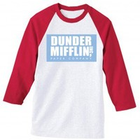 The Office Dunder Mifflin Softball Shirt