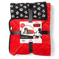 Disney Mickey Mouse Reversible Pet Blanket New with Tags