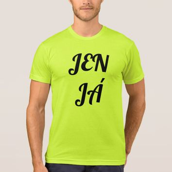 Czech Text jen já | just me T-Shirt