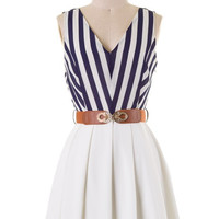 Lady Sailor Dress
