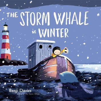 The Storm Whale in Winter Hardcover – January 24, 2017