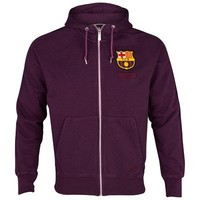Barcelona NSW AW77 Full Zip Hoodie - Tea Berry