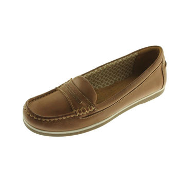 Naturalizer Womens Hamilton Leather Casual Loafers