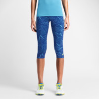Nike Pro Classic Bash Women's Training Capri Pants