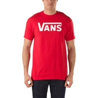 Vans Classic Tee (Red/White)