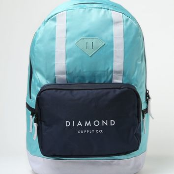 Diamond Supply Co DLYC School Backpack - Mens Backpacks