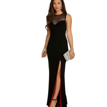 Bely- Black Formal Dress