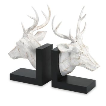 Joseph Deer Bookends