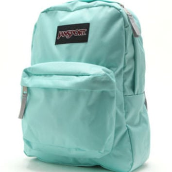 JanSport Black Label Super Break Backpack at PacSun.com