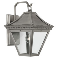 Robert Abbey, Charleston Wall Sconce, Satin Nickel, Sconces