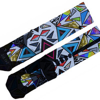 What the Lebron Custom Nike Elite Socks