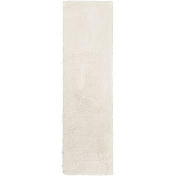 Surya Heaven HEA8000 White Plush Area Rug