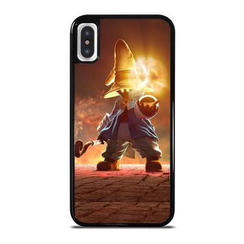 VIVI FINAL FANTASY IX iPhone X Case Cover