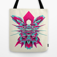Calaabachti War Helmet Tote Bag by Obvious Warrior