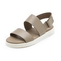 Brennen Two Band Flat Sandals