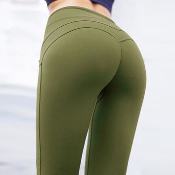Woman Workout Push Up Leggings High Waist Women Leggings Female Clothing Jeggings Women Sports Leggings