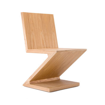 Wood Lightning Chair