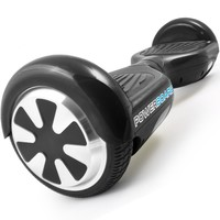 Powerboard by HOVERBOARD - 2 Wheel Self Balancing Scooter with LED Lights - Hands Free Battery Powered Electric Motor - The Perfect Personal Transporter - USA Company