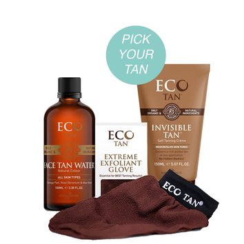 Eco Tan Complete Tan Pack