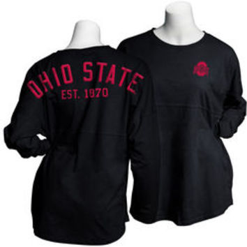 Ohio State Buckeyes Spirit Shirt Black 394126