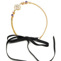 Bow Golightly Necklace