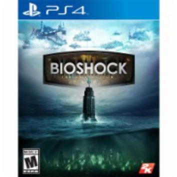 ‹ See BioShock Collectibles