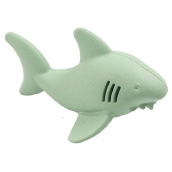 Natural Rubber Bathtub Pals: Shark