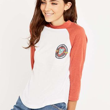 Heart and Soul Badge Tee - Urban Outfitters