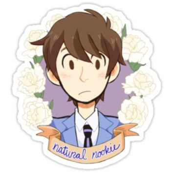 Ouran High School Host Club - Haruhi sticker
