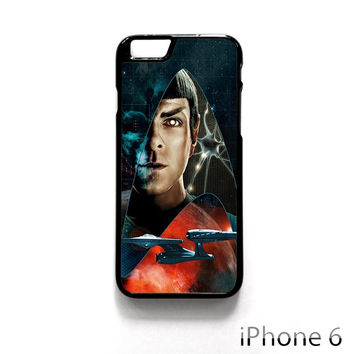 Star trek 6 for Iphone 4/4S Iphone 5/5S/5C Iphone 6/6S/6S Plus/6 Plus Phone case