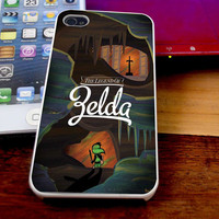 The Legend of Zelda Art Case For iPhone 4/4s iPhone 5s/5c and Samsung Galaxy S3/S4