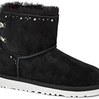 UGG Infant/Toddler Girls' Dixi Flora Perf Boot Toddler