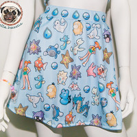 Team Misty Skater Skirt