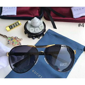 GUCCI 2018 New Polarized Men Trendy Sunglasses F-A-SDYJ #4