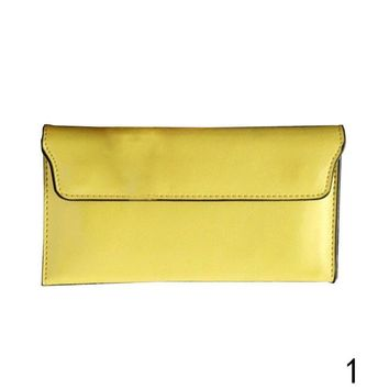 Women Clutch Long Purse  Leather Wallet Credit Id Card Holder Phone Bag