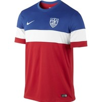 Nike Men's USA Away Stadium Replica Soccer Jersey