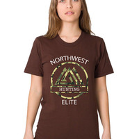 Women's Hunting Shirt - Northwest Elite - Hunter's Gift - Mother's Day - Deer Hunting - Elk Hunting - Pacific Northwest - Duck Hunting