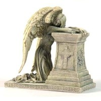 Gothic Art | Gothic Weeping Angel