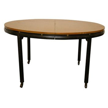 Pre-owned Baker Furniture New World Group Floating Top Table