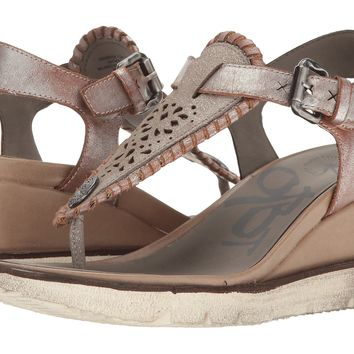 Excursion Sandals Grey Silver by OTBT