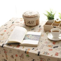 Home Decor Tablecloths [6283623110]