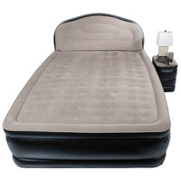 Pure Comfort Sharper Image Queen Raised Air Bed